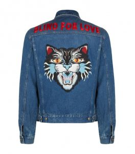 Gucci jacket - Denim Redux