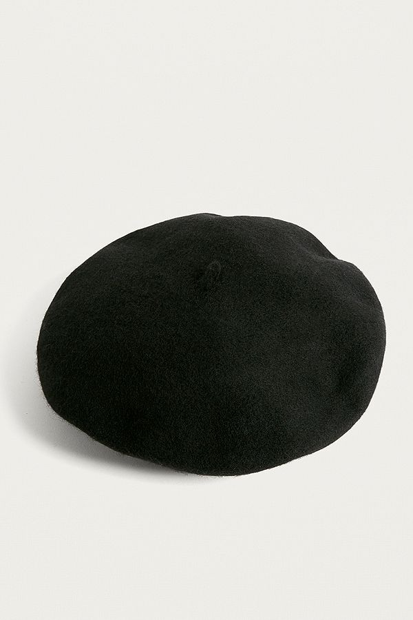 Black Beret, £15 at Urban Outfitters