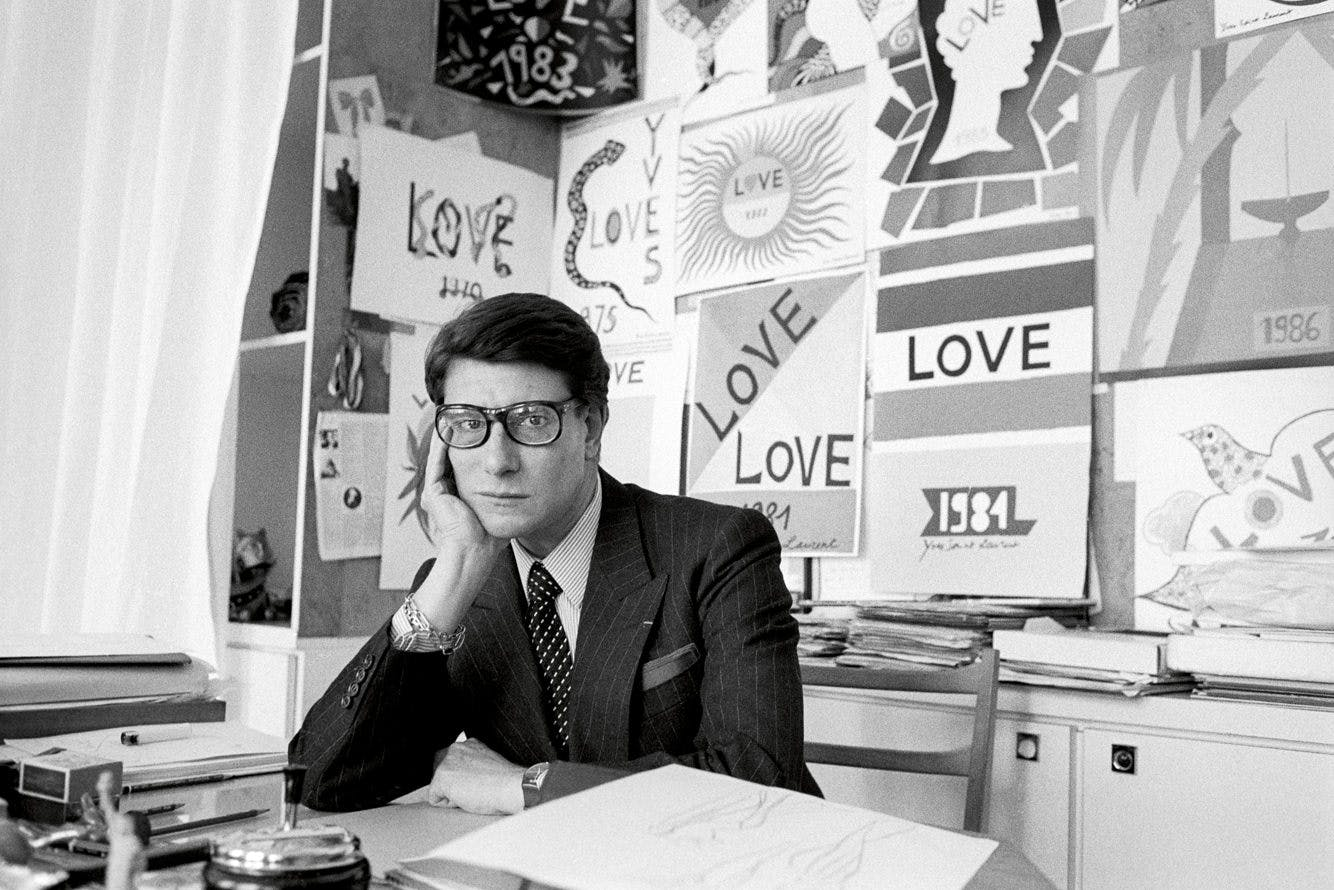 The Story Behind Yves Saint Laurent | THE STYLE EDIT